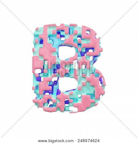 Alphabet Letter B Image & Photo (Free Trial) | Bigstock