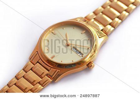 Golden Watch Sunday Day One