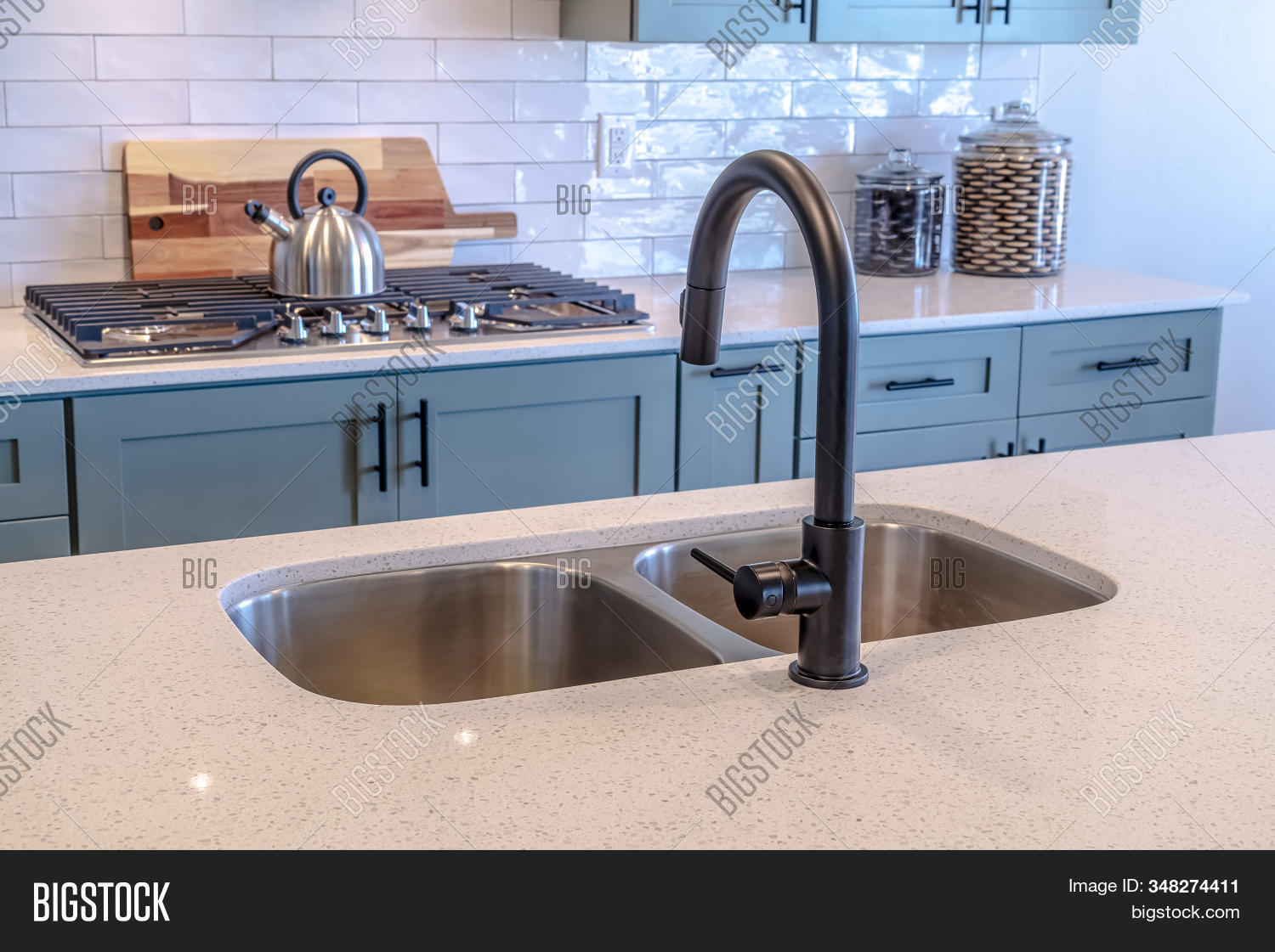 - Kitchen Island Double Image & Photo (Free Trial) Bigstock