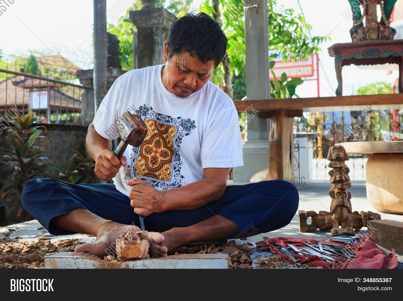 Ubud Village Bali Image Photo Free Trial Bigstock