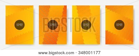 Gradient Zig Zag Stripes Texture Vector Backgrounds For   Annual Reports. Simple Zig Zag Gradient Li