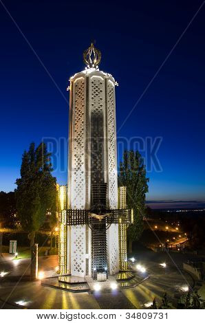 Memorial Monument To The Holodomor Victims