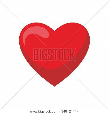 Heart Icon. Heart Icon Art. Heart Icon. Heart Icon Image. Heart Icon Logo. Heart Icon Sign. Flat Hea