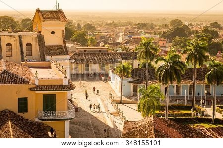 The Colonial Town Of Trinidad In Cuba Looks Like It Has Been Cut Out From A Movie Set In The Histori