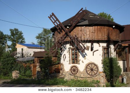 House In Country Style