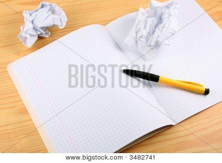 Open Writing-Book