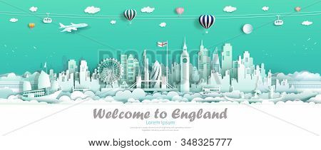 Travel London England Famous Landmarks Europe Downtown Country Of Island,tour City Architecture Down