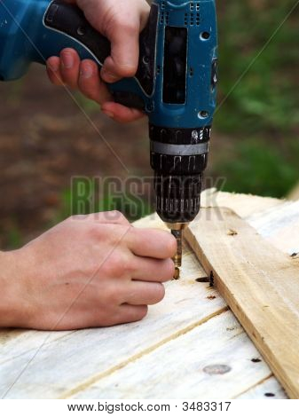 Left Handed Carpentry