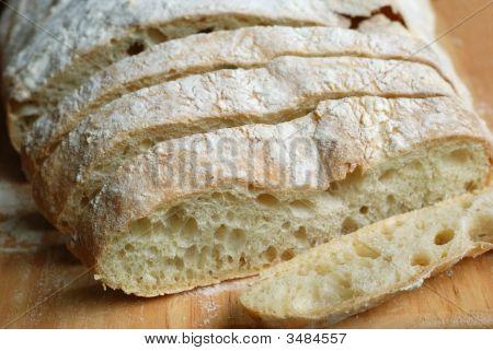 Italian Ciabatta Bread - Freshly Baked