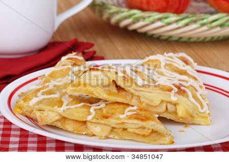 Apple Turnover Dessert