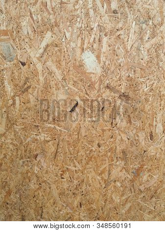 Beige Plywood Wood Texture Useful As A Background