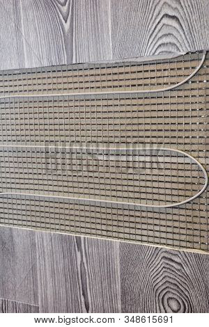 Electric Radiant Heat Wall Panels Indoor. Electric Radiant Wall Heating Wire