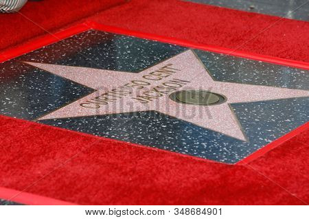 LOS ANGELES - JAN 30:  Curtis Jackson, 50 Cent, star at the 50 Cent Star Ceremony on the Hollywood Walk of Fame on January 30, 2019 in Los Angeles, CA