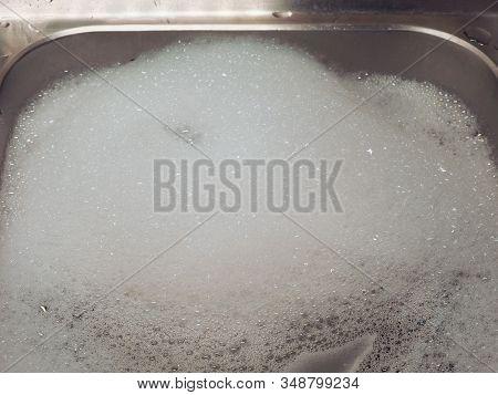 Dishwashing Liquid Foam