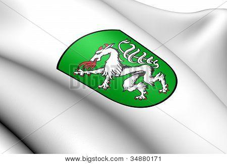 Steyr Coat Of Arms, Austria.