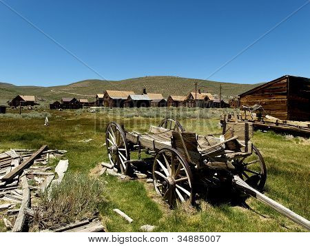 Bodie, Ghost Town