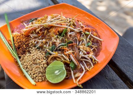 Thailand, Asia, Bangkok, Pad Thai, Food