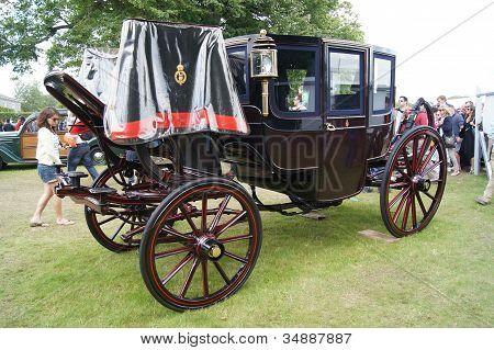 1902 King Edward VII Town Coach