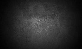 Old Wall Texture Cement Dark Black Gray  Background Abstract Grey Color Design Are Light With White