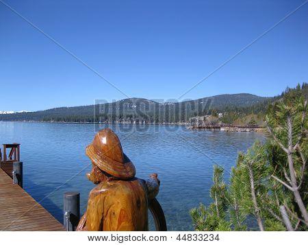 Dock Side Lake View