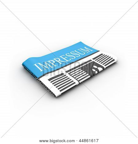 Impressum Paper