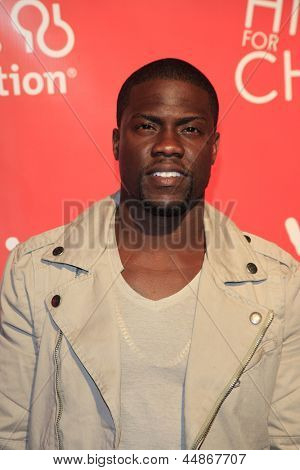 LOS ANGELES - APR 25:  Kevin Hart arrives at the Second Annual Hilarity For Charity benefiting The Alzheimer's Association  at the Avalon  on April 25, 2013 in Los Angeles, CA