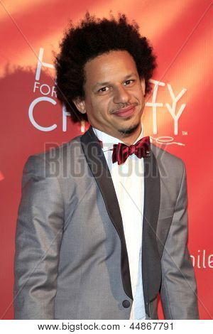 LOS ANGELES - APR 25:  Eric Andre arrives at the Second Annual Hilarity For Charity benefiting The Alzheimer's Association  at the Avalon  on April 25, 2013 in Los Angeles, CA