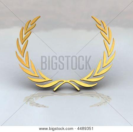 Award Leaf Bows