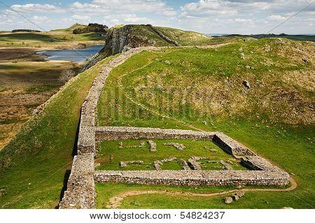 Milecastle 39 On Hadrians Wall