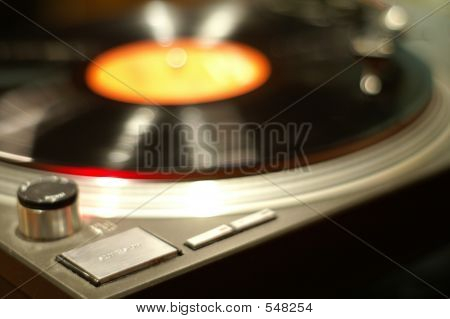 Turntable Rocks