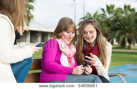 Girls Mobile