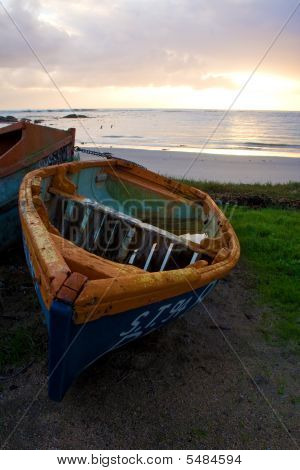 Velddrif Boat  Seascape 1