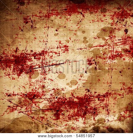 Bloodied Background