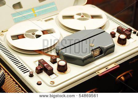 Reel To Reel Recorder