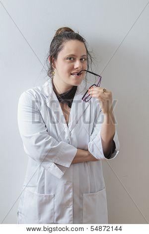 Bitting The Glasses