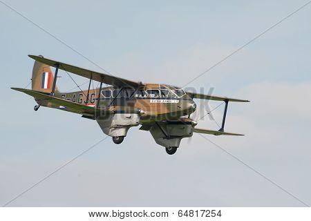 Dragon Rapide aircraft