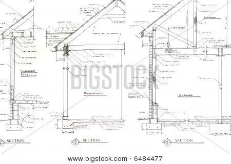 Construction Blueprint Documents