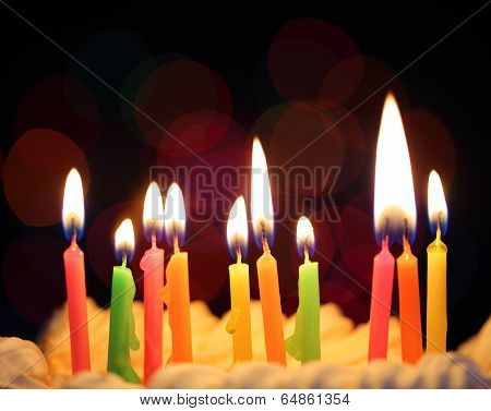 Birthday Candles
