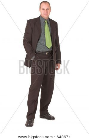 Businessman #7
