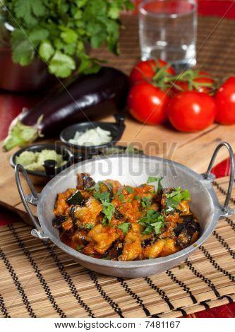 Eggplant Dish