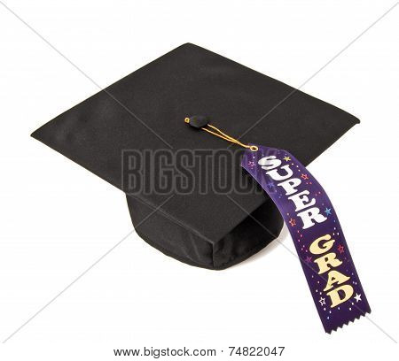 Super Grad Graduation Cap