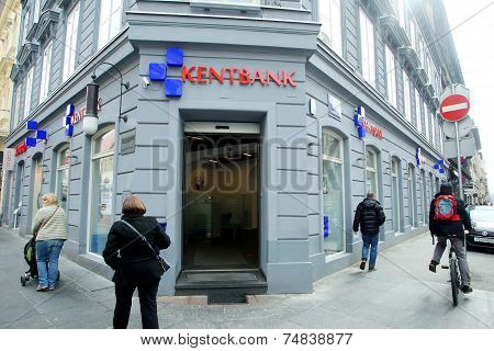 Kentbank Branch In City Centre