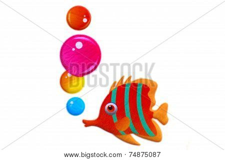 Goldfish With Bobbles