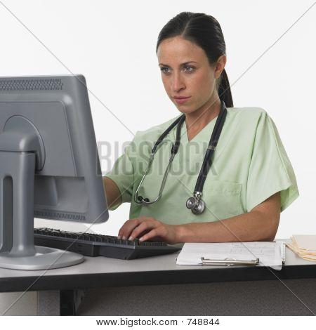 Nurse Computer
