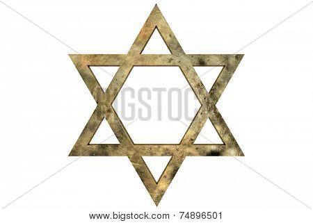 Star of David, a Jewish symbol