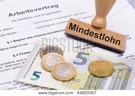 minimum wage in Germany