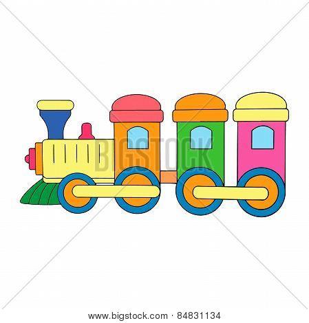 Children's toys : train