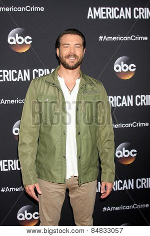 LOS ANGELES - FEB 28:  Charlie Weber at the