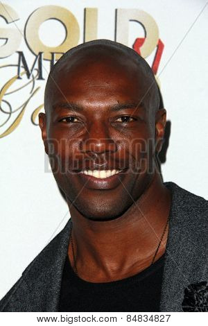 LOS ANGELES - FEB 21:  Terrell Owens at the 3rd