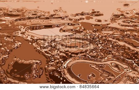 background copper